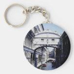 Bridge of Sighs, Veneto, Venice, Italy Keychains