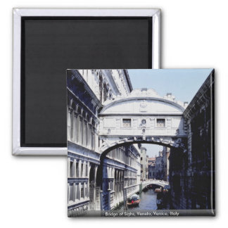 Bridge of Sighs, Veneto, Venice, Italy Magnet