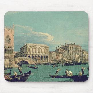 Bridge of Sighs, Venice  c.1740 Mouse Pad