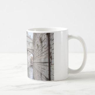 Bridge Of Sighs Venice Italy Coffee Mug