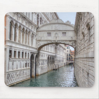 Bridge Of Sighs Venice Italy Mouse Pad