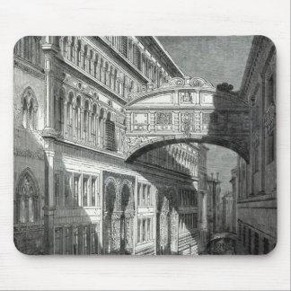Bridge of Sighs, Venice Mouse Pad