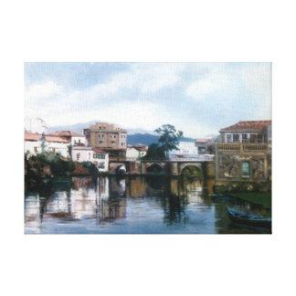 Bridge of the Port (Camariñas. To Corunna)
