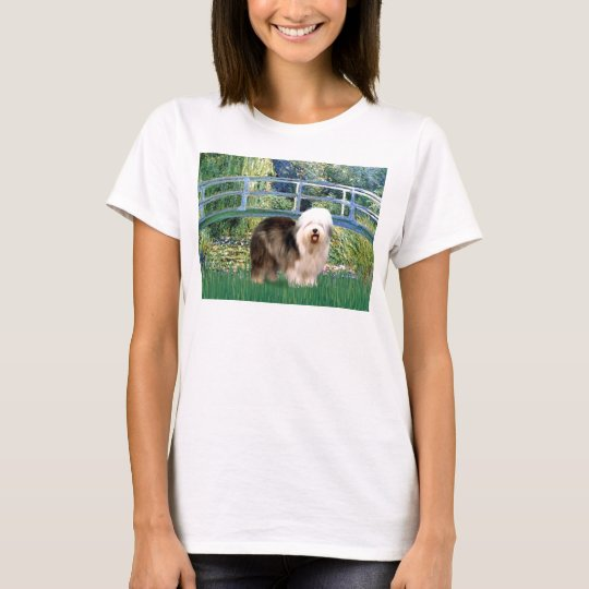 Bridge - Old English 12 (standing) T-Shirt