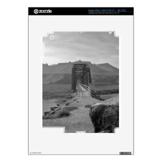 Bridge on Snake River - by Fern Savannah Decals For iPad 3