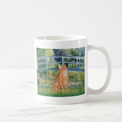 Bridge - Orange Tabby SH cat 46 Mug