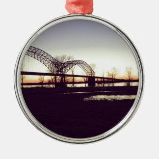 bridge ornaments