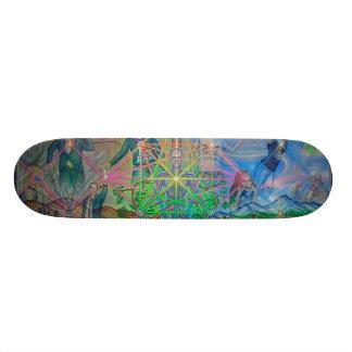 Bridge Out of Babylon Skateboard
