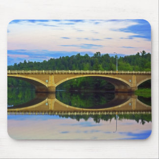 Bridge out of Town Mouse Pad