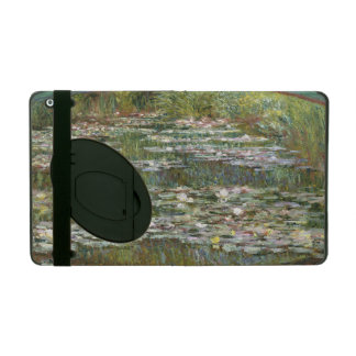 Bridge over a Pond of Water Lilies by Claude Monet iPad Cover