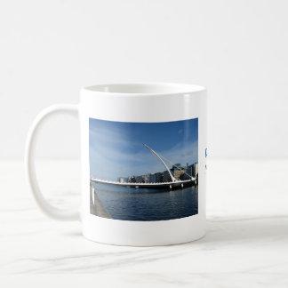 Bridge Over Dublin Ireland River Cup