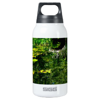 Bridge Over Peaceful Water Insulated Water Bottle