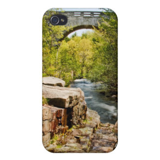 Bridge Over River Cover For iPhone 4