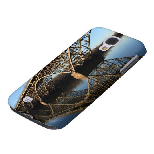 Bridge Over Schuylkill River Samsung Galaxy S4 Cover