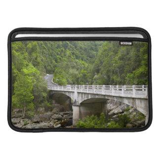 Bridge Over Stream, Tsitsikamma National Park MacBook Air Sleeves