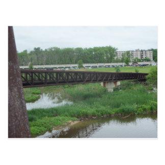 Bridge Over The Anacostia Postcard