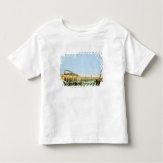 Bridge over the Lagoon, from 'Views of Principal m Toddler T-shirt