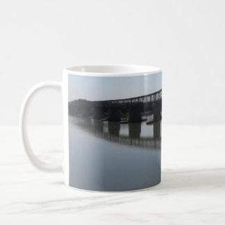 Bridge over the Loire Coffee Mug