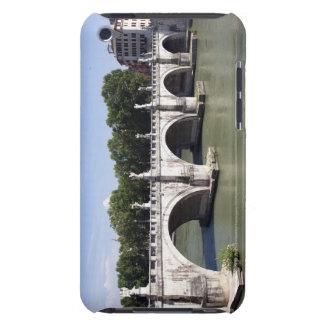Bridge over the river Tiber, Rome (Italy). It's iPod Case-Mate Cases
