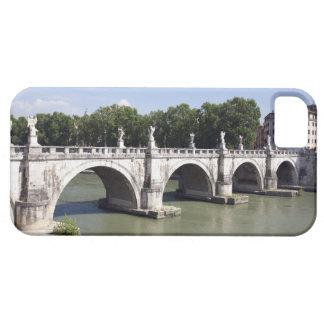 Bridge over the river Tiber, Rome (Italy). It's iPhone 5 Case