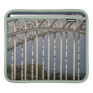Bridge over the river Waal, Nijmegen Sleeve For iPads