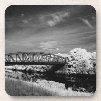 Bridge over the River Wear Cork Coasters