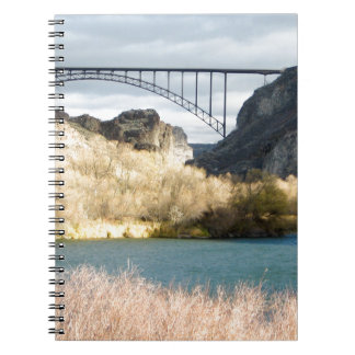 Bridge over the Snake River Notebook
