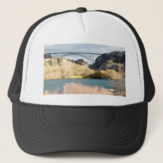 Bridge over the Snake River Trucker Hat