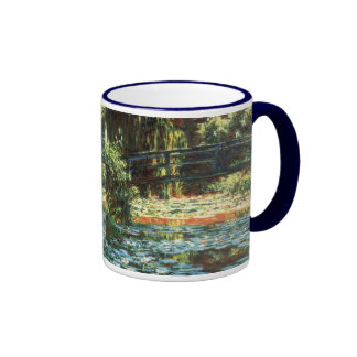 Bridge Over The Water Lily Pond by Claude Monet Mug