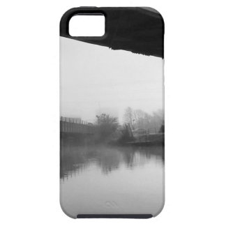 Bridge over troubled water case for the iPhone 5