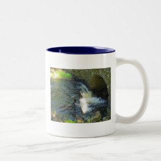 Bridge over troubled waters mug