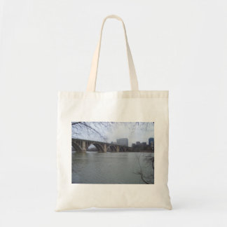 "Bridge Over ""Troubled"" Waters to DC Tote Bag"