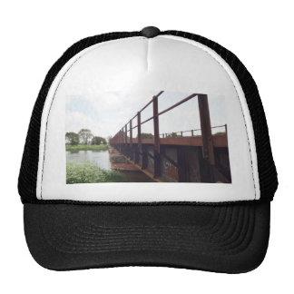 Bridge over trucker hat