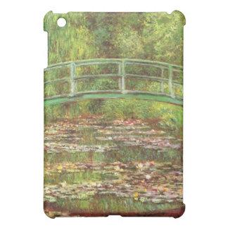 Bridge Over Water Lilys iPad Mini Case