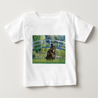 Bridge - Persian Calico cat Baby T-Shirt