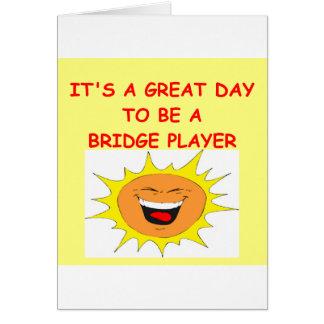 BRIDGE player Cards