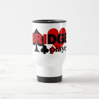 Bridge Player mug