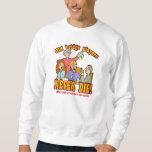 Bridge Players Pullover Sweatshirts