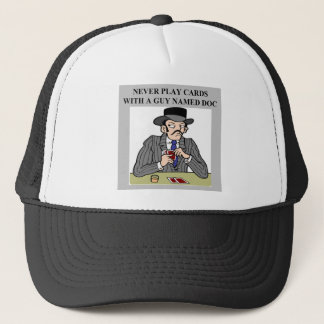 bridge poker cards player game design trucker hat