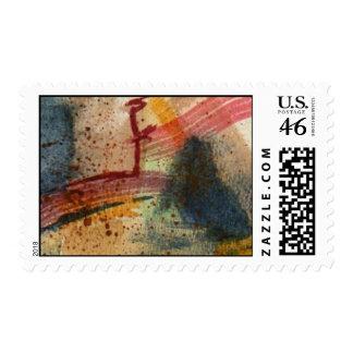 Bridge Postage Stamp