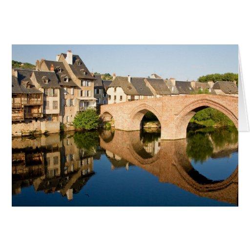 Bridge Reflection Card