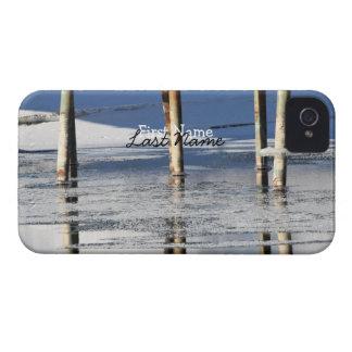 Bridge Reflection; Customizable iPhone 4 Case