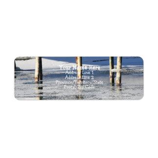 Bridge Reflection Label