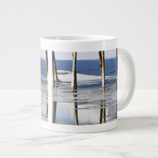 Bridge Reflection Large Coffee Mug