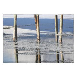 Bridge Reflection Placemat