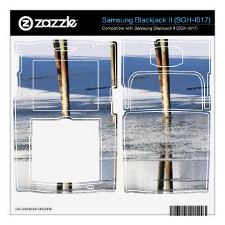 Bridge Reflection Samsung Blackjack II Skin