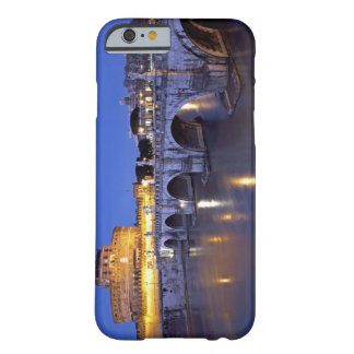 Bridge Sant Angelo and Castel Sant Angelo at Barely There iPhone 6 Case