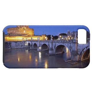 Bridge Sant Angelo and Castel Sant Angelo at iPhone 5 Cases