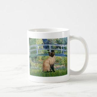 Bridge - Seal Point Siamese cat Coffee Mug