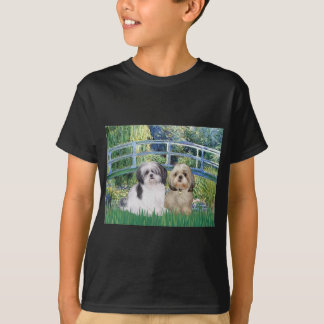 Bridge - Shih Tzu (two - A+Y) T-Shirt